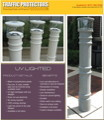 UV Solar Lighted Metro Bollard Brochure