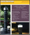 LED Wired Lighted Metro Bollard Brochure